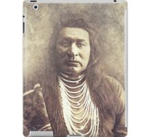 Indian Chief 5 iPad Case/Skin