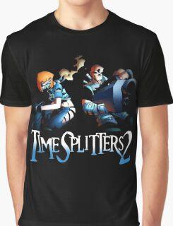 TimeSplitters 2 Classic Graphic T-Shirt