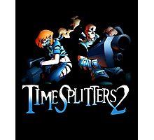 TimeSplitters 2 Classic Photographic Print