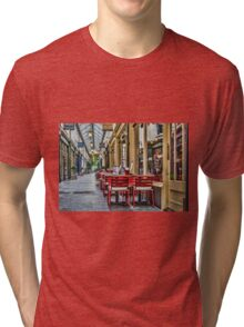 Wyndham Arcade Cafe 1 Tri-blend T-Shirt