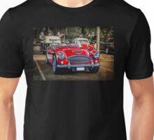 Red Austin Healey 3000 MkIII Unisex T-Shirt