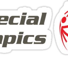 Special Olympics Sticker