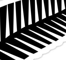 New Zealand - Fern Sticker