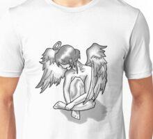 Lonely Angel Unisex T-Shirt