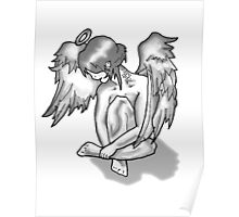 Lonely Angel Poster