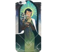 Lady Daisy iPhone Case/Skin