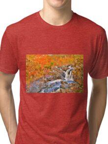 Rogie Falls  Tri-blend T-Shirt