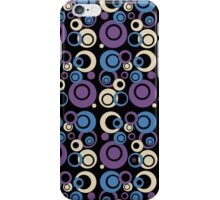 Retro Bubbles #1 iPhone Case/Skin