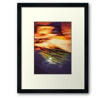 In The Middle of The Night - CaMERA25 Framed Print