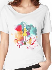 Wild Fashion 1 Women's Relaxed Fit T-Shirt