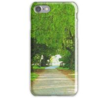 Willow Walk iPhone Case/Skin