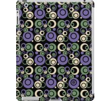 Retro Bubbles #2 iPad Case/Skin