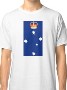 State Badge of Victoria Classic T-Shirt