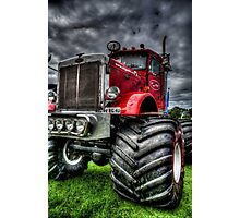 Monster Truck Photographic Print