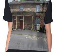 Stamford Bridge - Old Station Club Chiffon Top