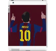 Messi- 10 iPad Case/Skin