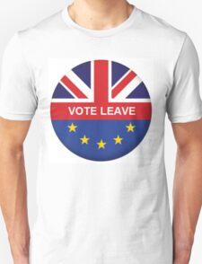 Vote Leave T-Shirt