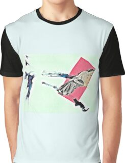 Shooting Through Graphic T-Shirt