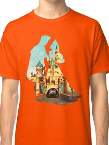 Princess Character Inspired Home Classic T-Shirt