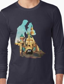 Princess Character Inspired Home Long Sleeve T-Shirt