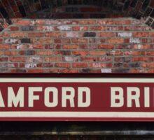 Stamford Bridge - Station Sign Sticker