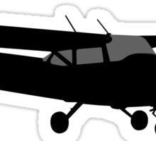Cessna Aircraft Rider Sticker