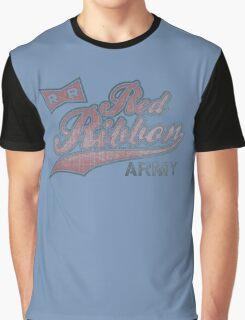 <DRAGON BALL Z> Red Ribbon Army Graphic T-Shirt