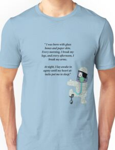 Some people have all the luck Unisex T-Shirt