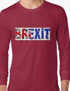 BREXIT Long Sleeve T-Shirt