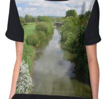 Stamford Bridge - River Derwent Chiffon Top