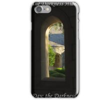 The Darkness and the Light are Both Alike to Thee iPhone Case/Skin