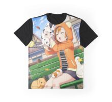 Love Live! School Idol Project - Trip to the Zoo Graphic T-Shirt