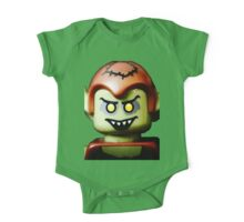 The sinister smile of a Goblin One Piece - Short Sleeve