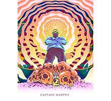 Captain Murphy  Photographic Print