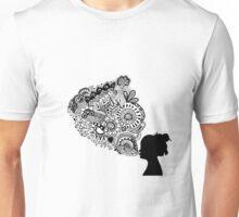 Breathe Zentangle Unisex T-Shirt