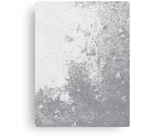 Earth Sweat Design (Sharkskin Color) Canvas Print