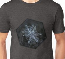 Snowflake of January 18 2013 Unisex T-Shirt