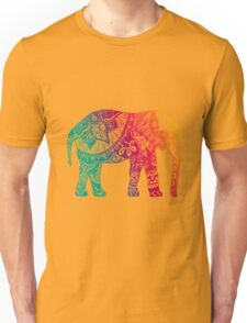 Warm Elephant Unisex T-Shirt