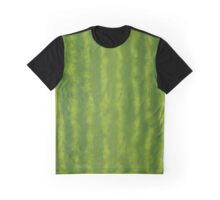 Watermelon Stripe Graphic T-Shirt