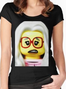 Happy Mother's Day! Women's Fitted Scoop T-Shirt