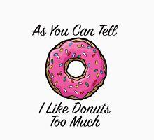 Donut Joke Unisex T-Shirt