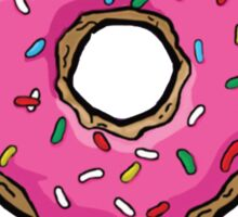 Donut Joke Sticker