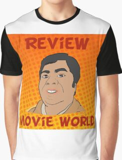Review Movie World Graphic T-Shirt