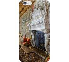 The Saloon at Longleat House, Wiltshire, United Kingdom. iPhone Case/Skin
