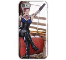 Little Miss Ink'd  iPhone Case/Skin