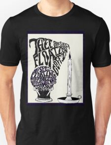 Thee oh Sees-floating coffin poster! Unisex T-Shirt