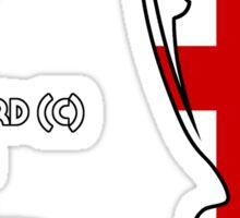 Chelsea 2012 Champions League Winners Sticker