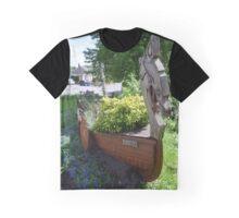 "Stamford Bridge - Viking Longboat Planter ""Ormen"" Graphic T-Shirt"
