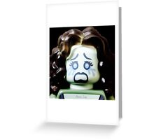 Beware of the Banshee!! Greeting Card