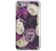 Purple Roses  iPhone Case/Skin